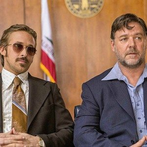 'The Nice Guys' turn a bad movie into an ok one (Image Source - Warner Bros)