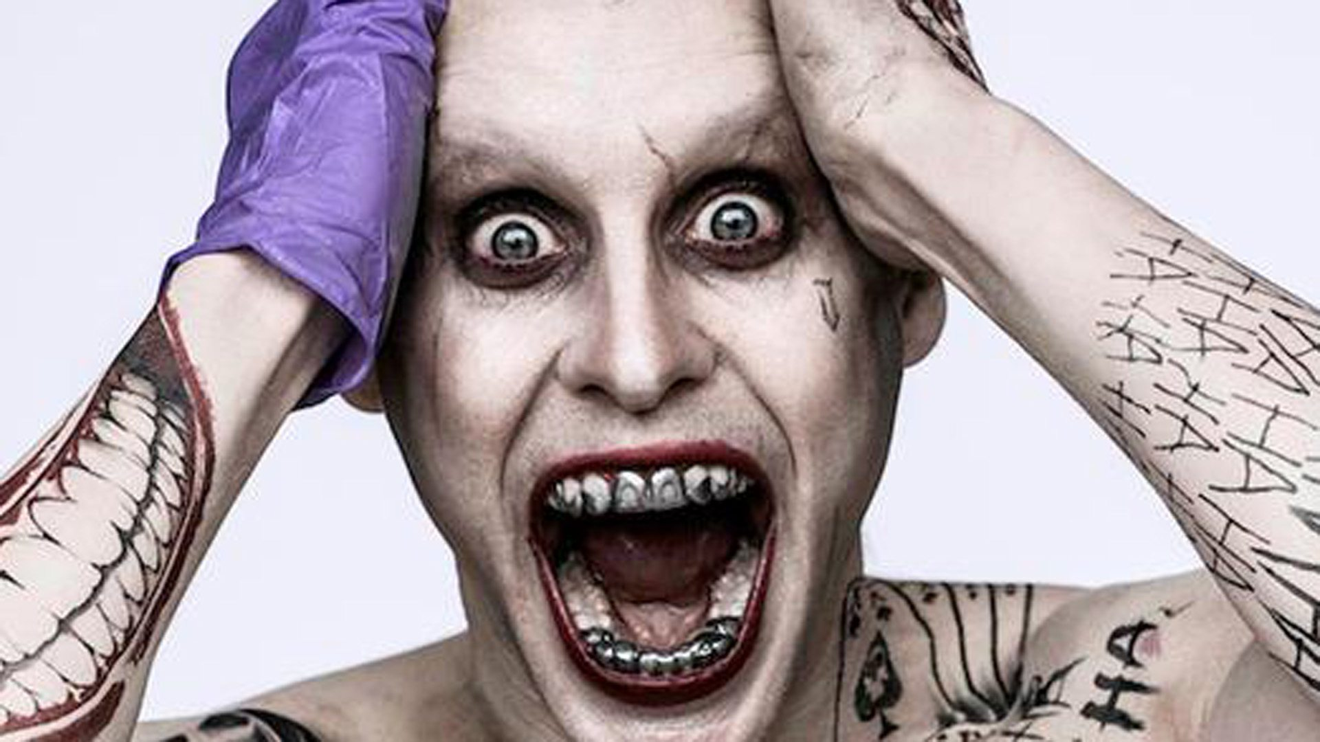 Jared Leto's Joker isn't as good or bad as many thought when the first promotional material was released
